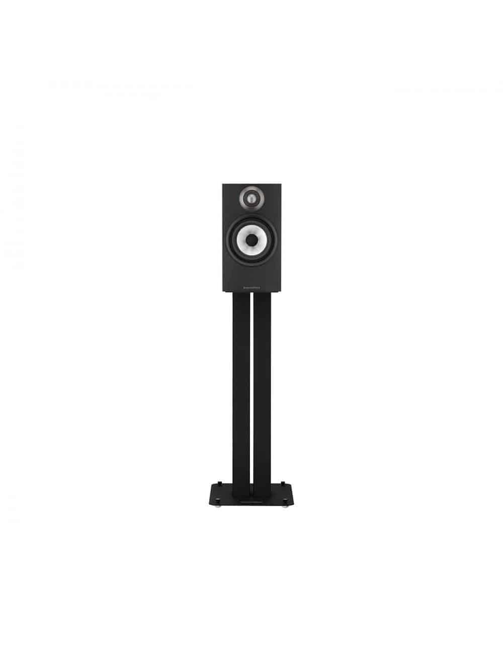 diffusori acustici da stand o scaffale per hifi e home theater, Bowers & Wilkins 607, finitura Nero