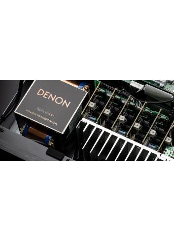 Amplificatore AV 11.2 canali 4K Ultra HD con Audio 3D e HEOS, Denon AVC-X6500H, vista alimentatore interno