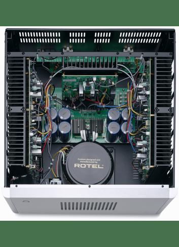 amplificatore di potenza multicanale per Home Cinema, cinque canali, Rotel RMB 1555, interno