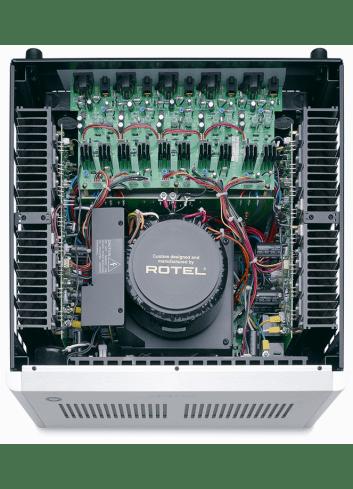 amplificatore di potenza multicanale per Home Cinema, cinque canali, Rotel RMB 1585, interno