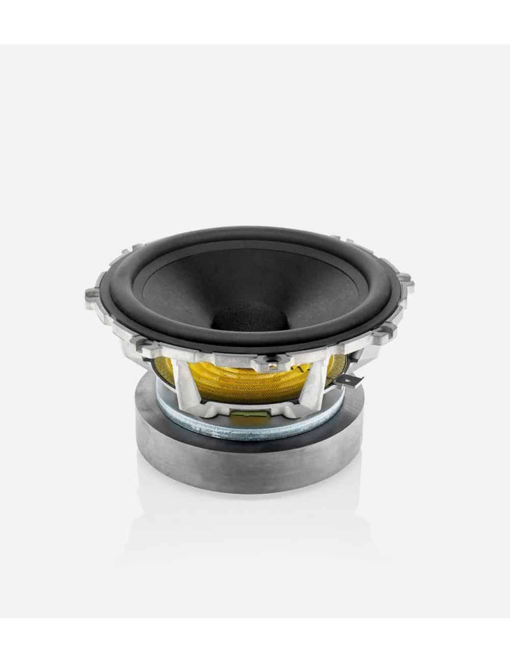 diffusori acustici da pavimento per hifi e home theater, Bowers & Wilkins 703, trasduttore