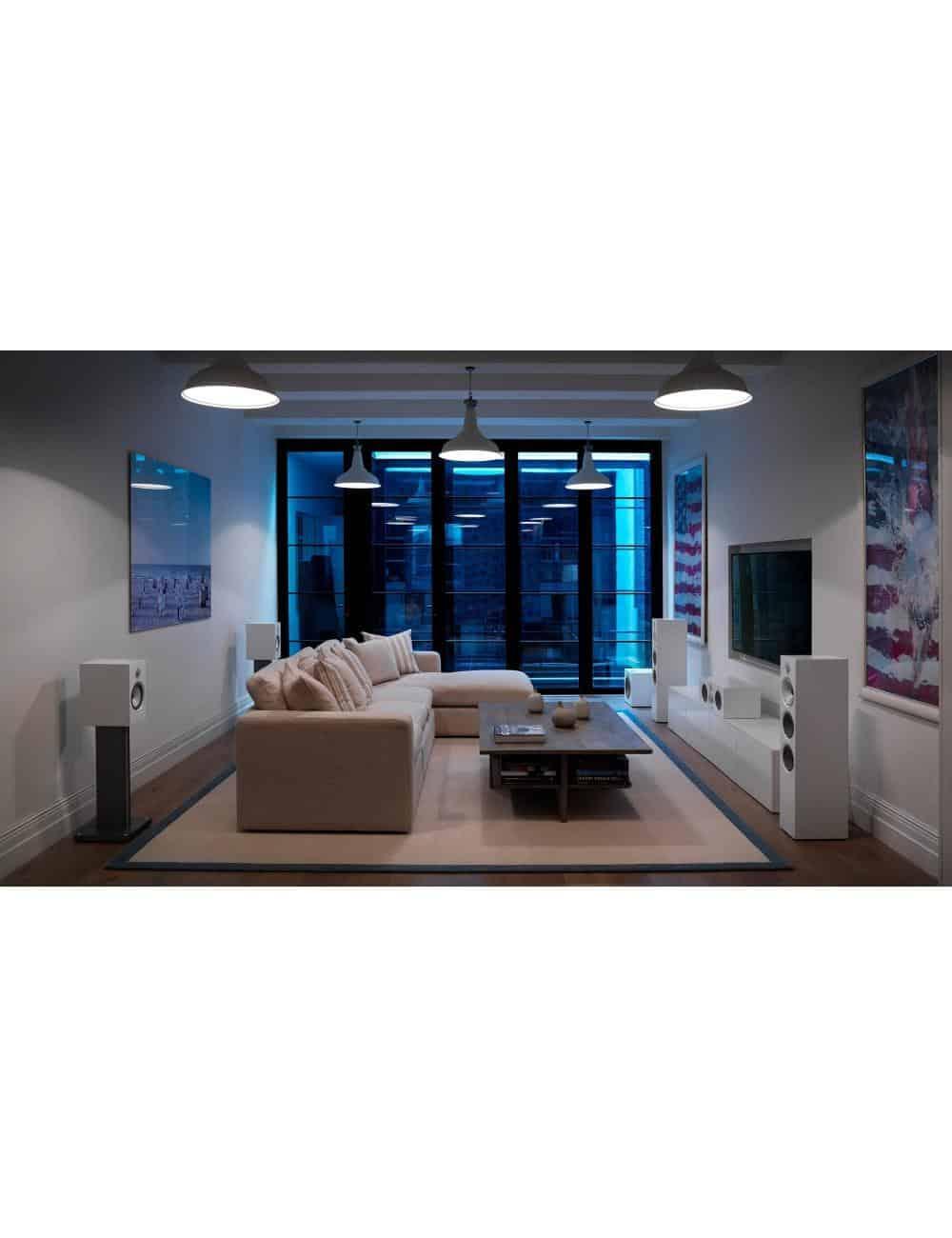 diffusori acustici da pavimento per hifi e home theater, Bowers & Wilkins 703, ambientazione