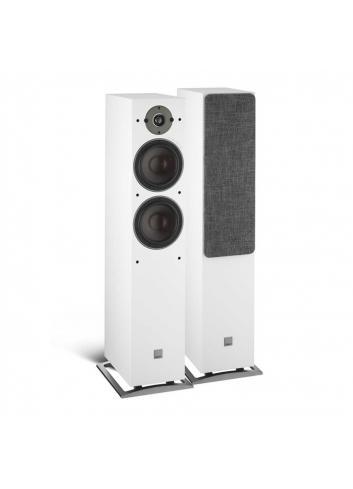 diffusori acustici da pavimento Dali Oberon 7 per HiFi e Home Cinema, finitura bianca