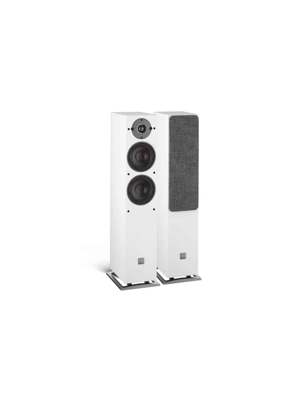 diffusori acustici da pavimento Dali Oberon 5 per HiFi e Home Cinema, finitura bianca