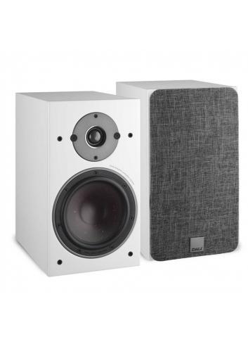 diffusori acustici da stand o scaffale Dali Oberon 3 per HiFi e Home Cinema, finitura bianca
