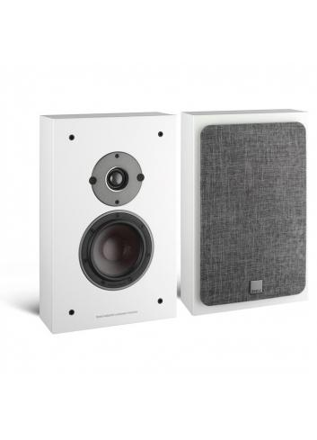 diffusori da parete Dali Oberon On-Wall per HiFi e Home Cinema, finitura bianca