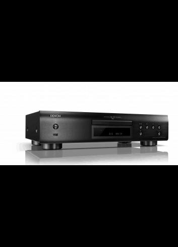 Lettore CD HiFi con convertitore DA USB, Denon DCD-800NE, finitura Nero