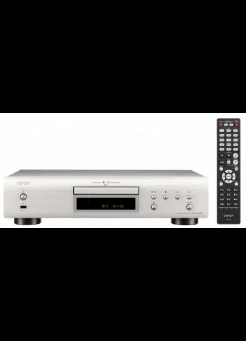 Lettore CD HiFi con convertitore DA USB, Denon DCD-800NE, finitura Premium Silver