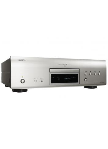 Lettore CD e SACD HiFi con convertitore DA USB, Denon DCD-1600NE, finitura Premium Silver