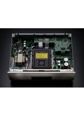 Lettore CD e SACD HiFi con convertitore DA USB, Denon DCD-1600NE, vista interno