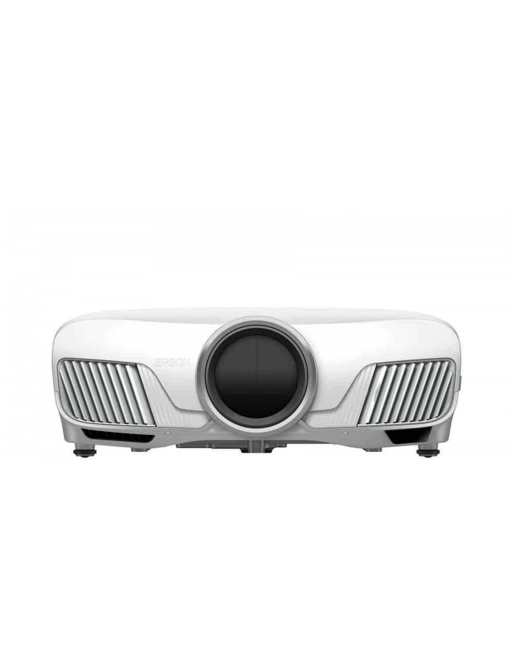 Proiettore UHD HDR wireless per Home Cinema, Epson EH-TW9400W, finitura white, obbiettivo chiuso