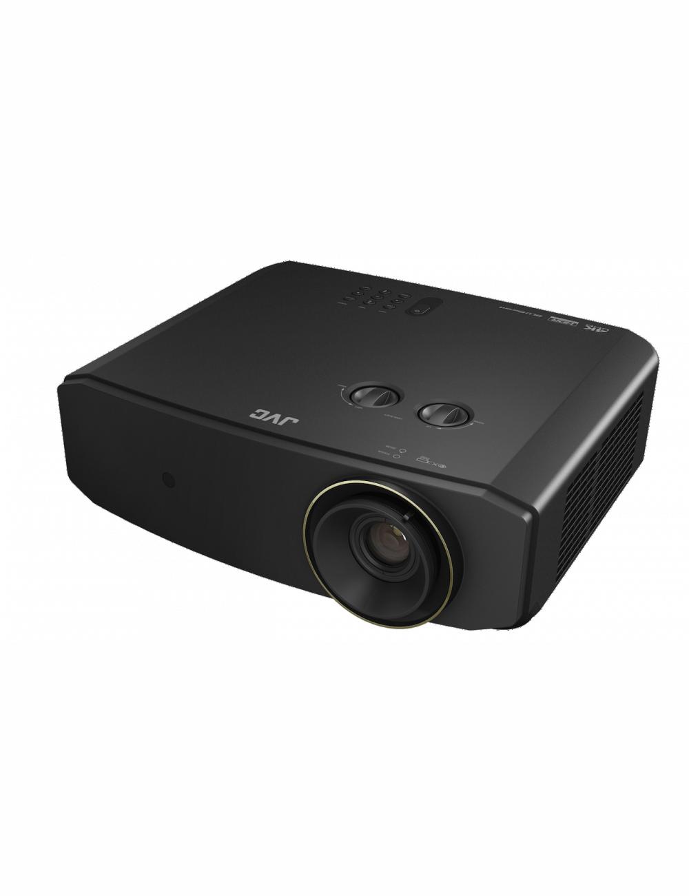 Proiettore laser 4K HDR per Home Cinema, JVC DLA-N5, vista superiore, finitura black