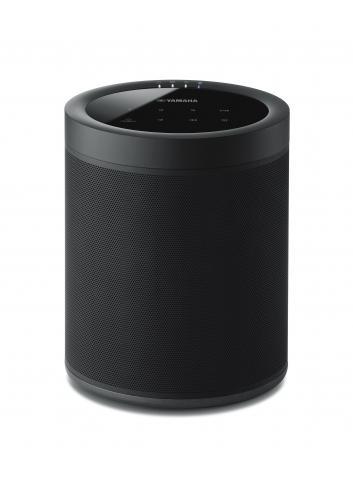 Diffusore amplificato wireless streaming, Yamaha MusicCast 20,  finitura nero