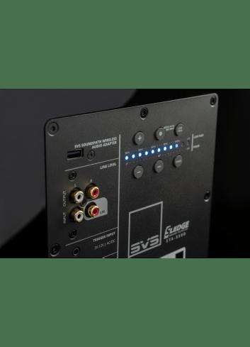 "subwoofer amplificato, SVS SB2000 PRO, driver da 12"" 550 Watt RMS, 1.500+ Watt, amplificatore"