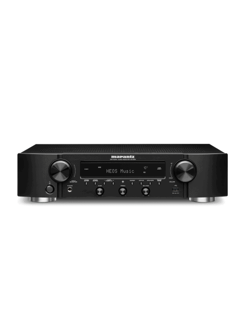 sintoamplificatore integrato HiFi Marantz NR1200 a due canali con HEOS streaming, finitura Black