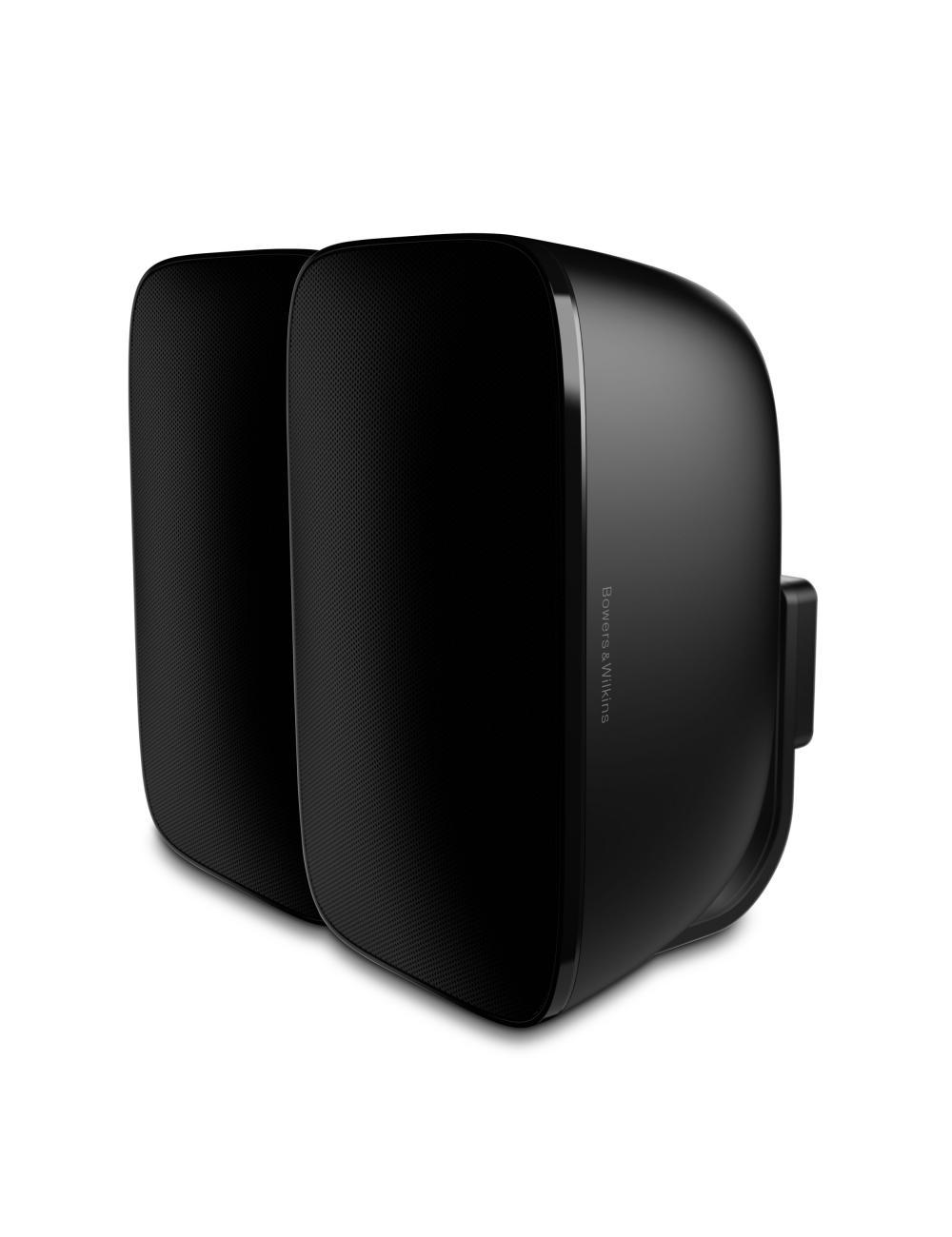 diffusore acustico da esterno, Bowers & Wilkins AM-1, coppia, finitura nero satinato