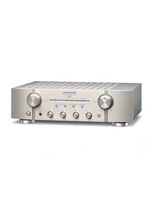 amplificatore integrato HiFi Marantz PM8006 a due canali, finitura Silver Gold