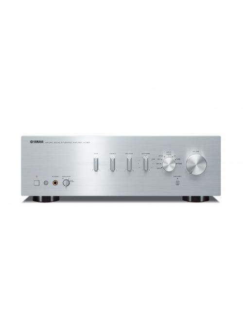 amplificatore integrato HiFi Yamaha A-S501, finitura  titanium