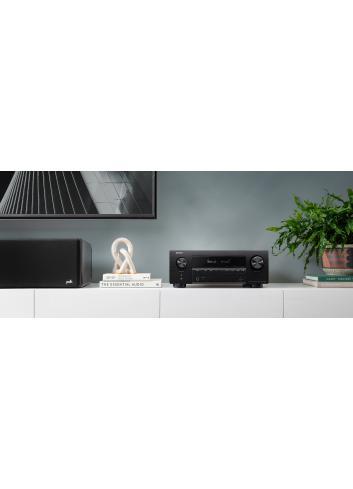 Sintoamplificatore AV 9.2 canali 8K Ultra HD con Audio 3D e HEOS, Denon AVC-X3700H, lifestyle