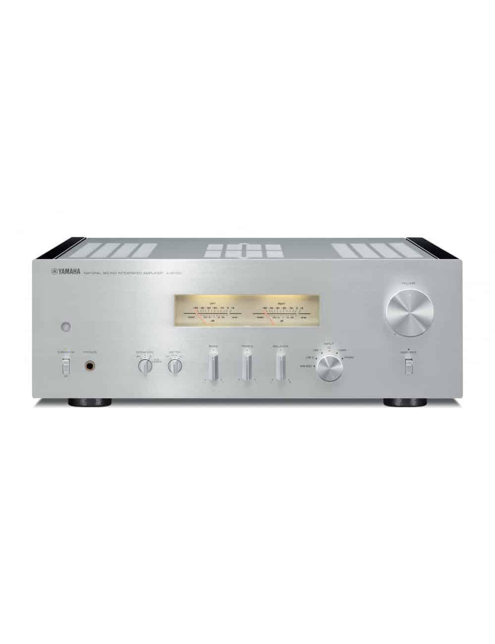 amplificatore integrato HiFi Yamaha A-S1100, finitura  titanium
