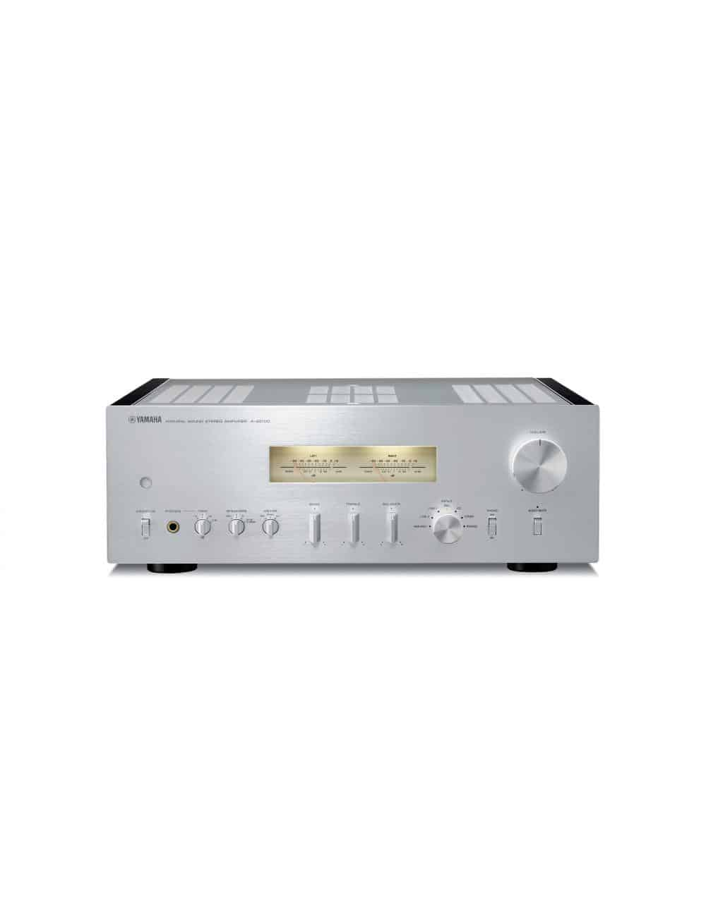amplificatore integrato HiFi Yamaha A-S2100, finitura  titanium