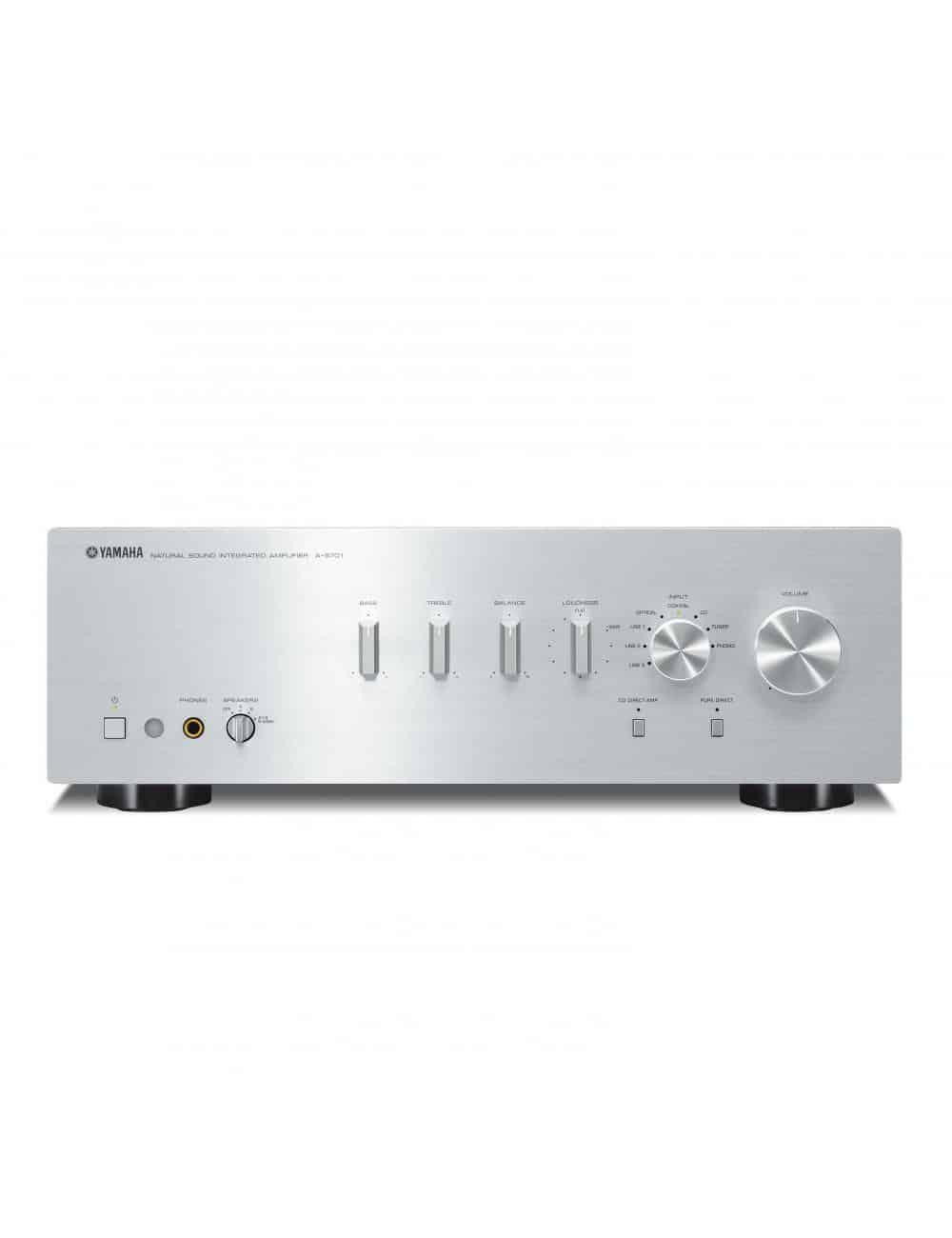 amplificatore integrato HiFi Yamaha A-S801, finitura  titanium