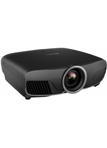 Proiettore UHD HDR per Home Cinema, Epson EH-TW9400, finitura black, vista sinistra