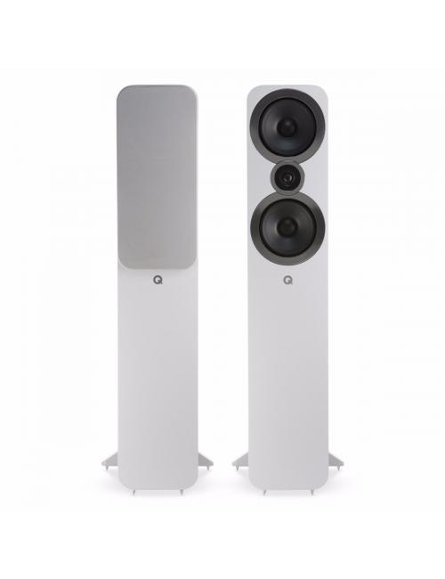 diffusori da pavimento a 2 vie HiFI e Home Cinema, Q Acoustics 3050i, finitura Arctic White