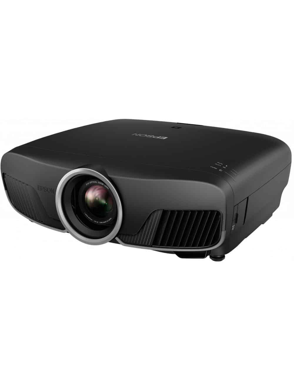 Proiettore UHD HDR per Home Cinema, Epson EH-TW9400, finitura black, vista destra