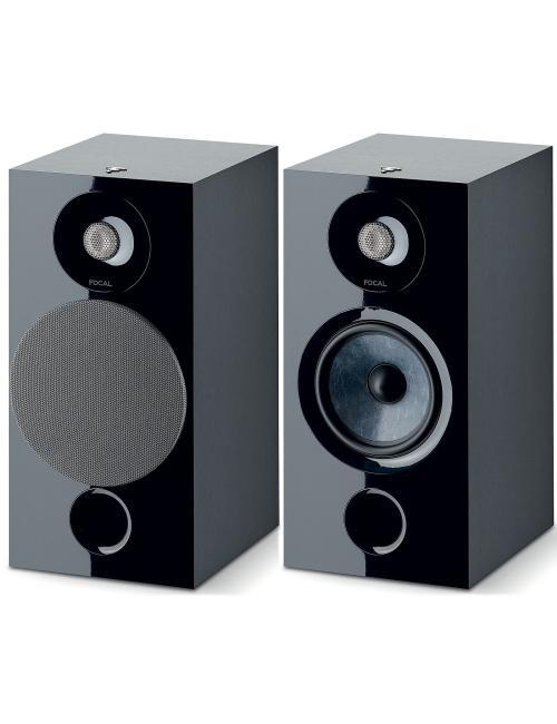 diffusori acustici da scaffale HiFi e Home Cinema, Focal Chora 806, finitura Black