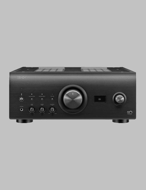 amplificatore integrato HiFi di riferimento da 160W per canale, Denon PMA-110