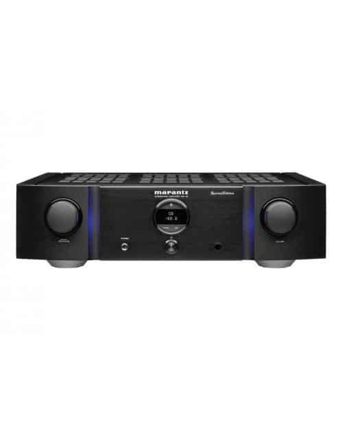 amplificatore integrato HiFi Marantz PM-12 SE a due canali da 100W, finitura Black