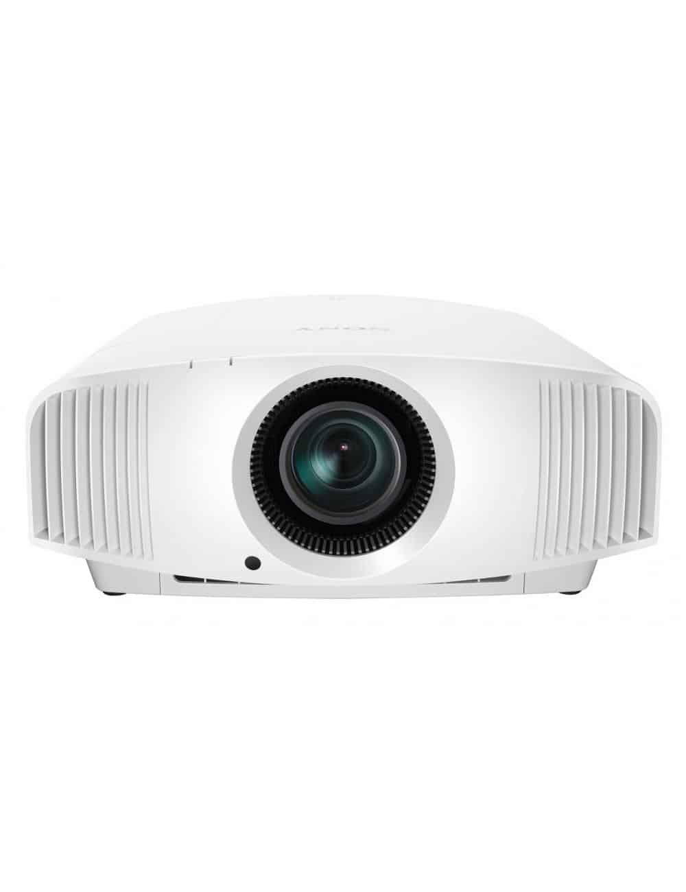 Proiettore 4K HDR per Home Cinema, Sony VPL-VW270ES, finitura white