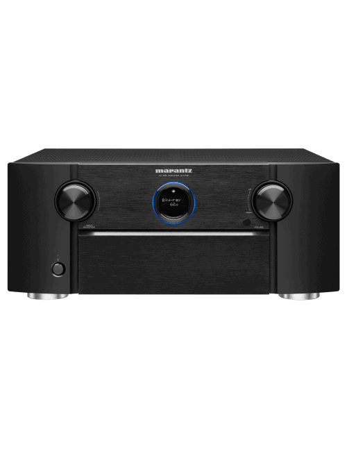 preamplificatore surround AV, Marantz AV7706, 8K Ultra HD a 11.2 canali con HEOS Built-in