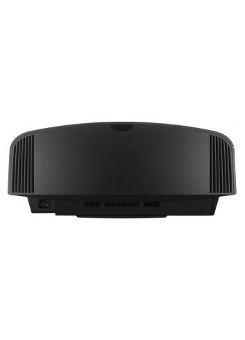 Proiettore 4K HDR per Home Cinema, Sony VPL-VW570ES, vista posteriore, finitura black