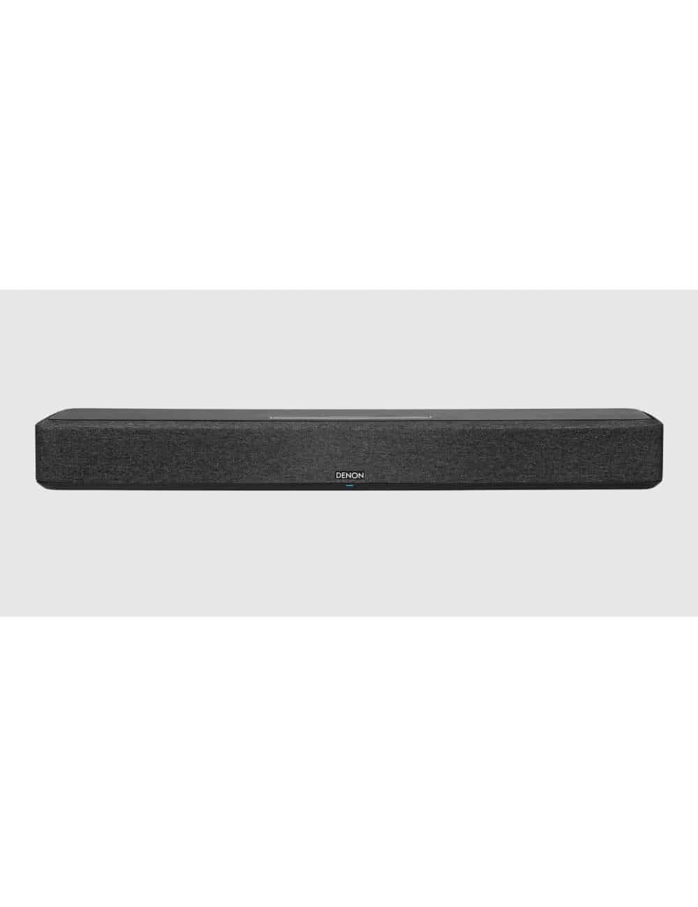 soundbar wireless super compatta, Denon Home Sound Bar 550, Dolby ATMOS e DTS: X, Heos, Bluetooth, vista anteriore