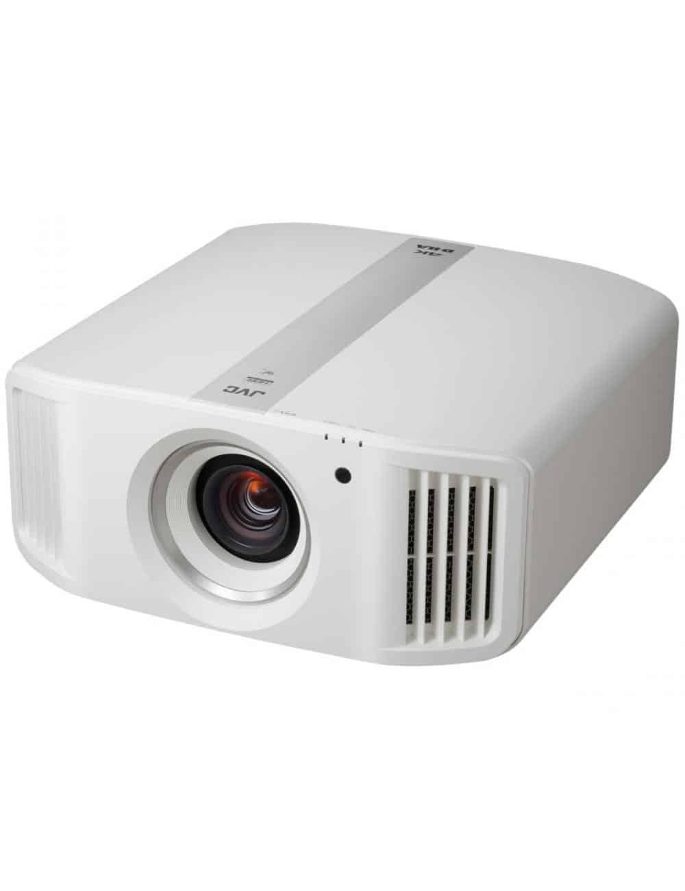 Proiettore 4K HDR D-ILA per Home Cinema, JVC DLA-N5, finitura white
