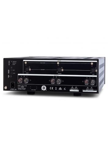 amplificatore di potenza a tre canali, Anthem MCA 325, pannello posteriore