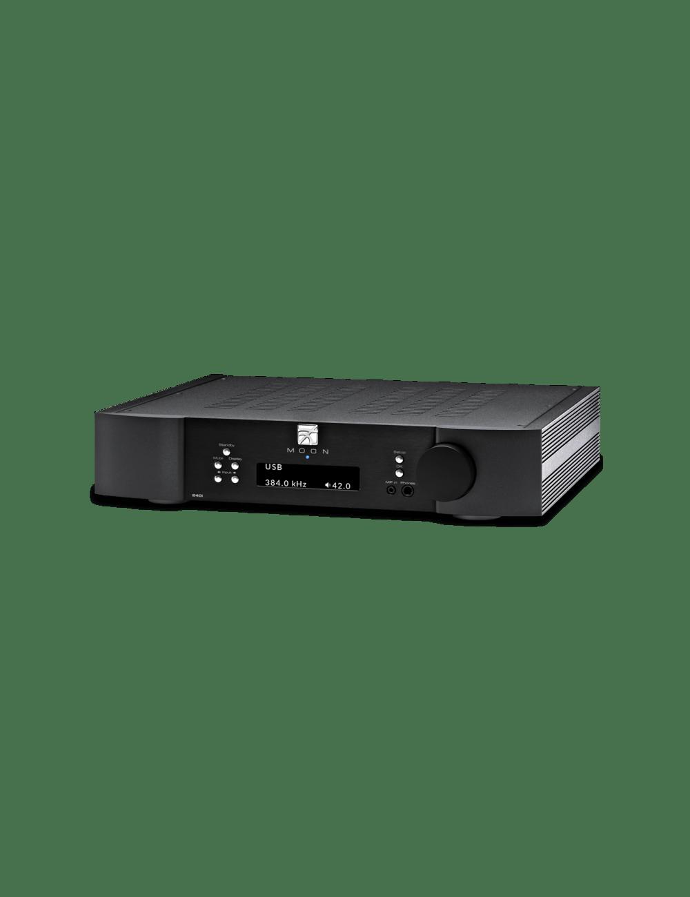 Amplificatore integrato Simaudio Moon 240i - black