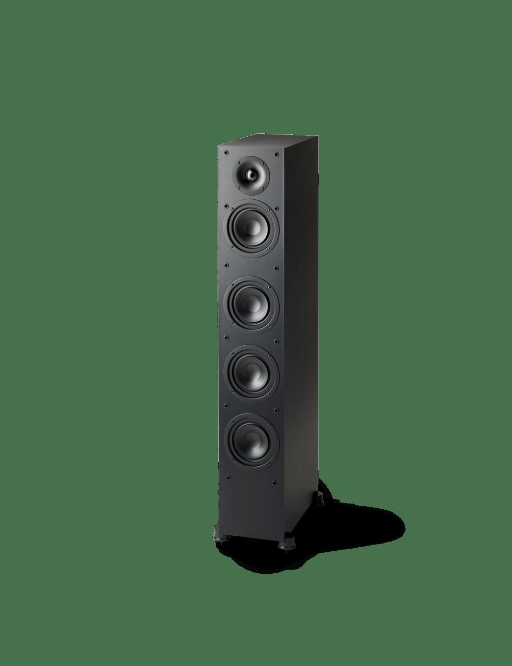 diffusori da pavimento Paradigm Monitor SE 6000F - black ash