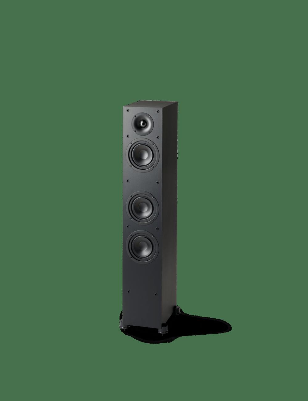 diffusori da pavimento Paradigm Monitor SE 3000F - nero opaco