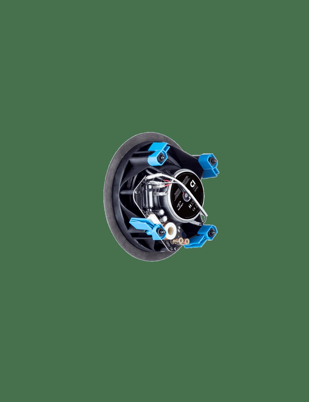 diffusore acustico da incasso a parete o a soffitto, Paradigm CI HOME H55-R, vista posteriore