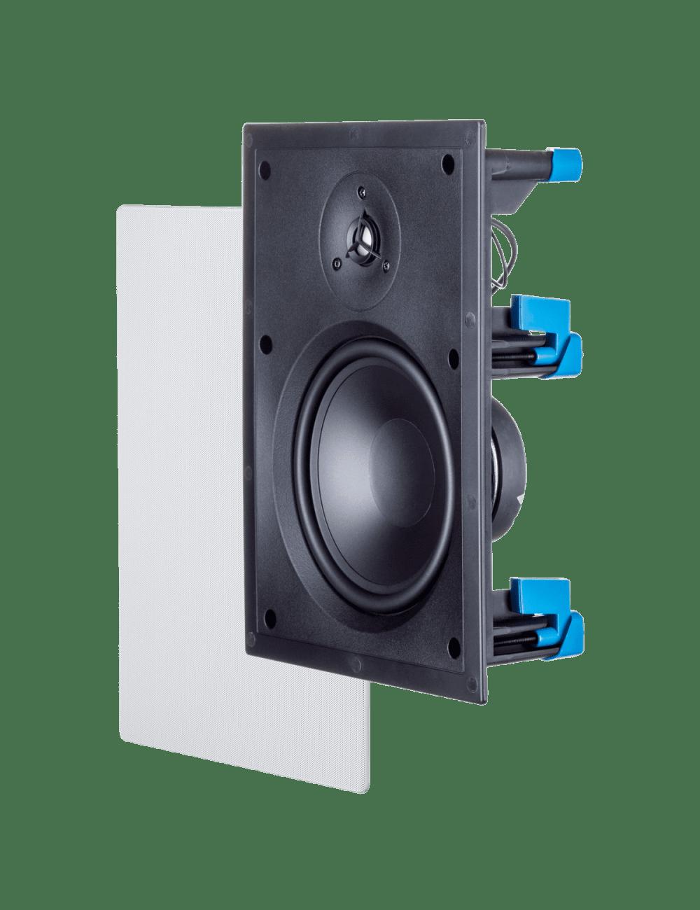diffusore acustico da incasso a parete o a soffitto, Paradigm CI HOME H65-IW