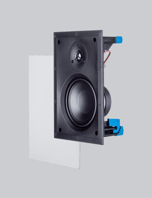 diffusore acustico da incasso a parete o a soffitto, Paradigm CI HOME H55-IW