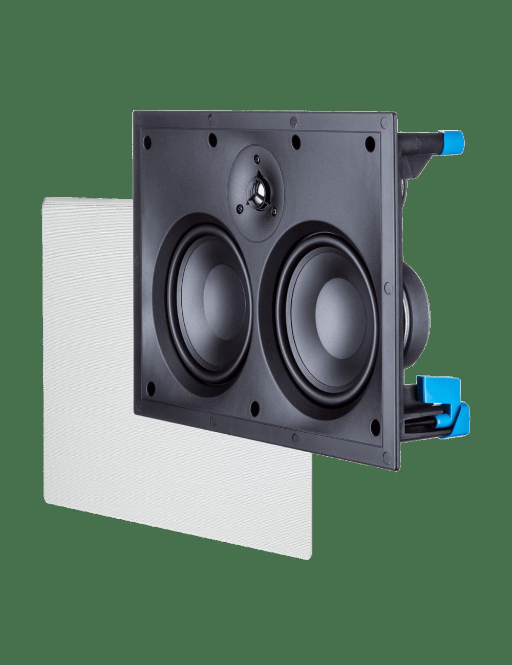 diffusore acustico da incasso a parete o a soffitto LCR, Paradigm CI HOME H55-LCR