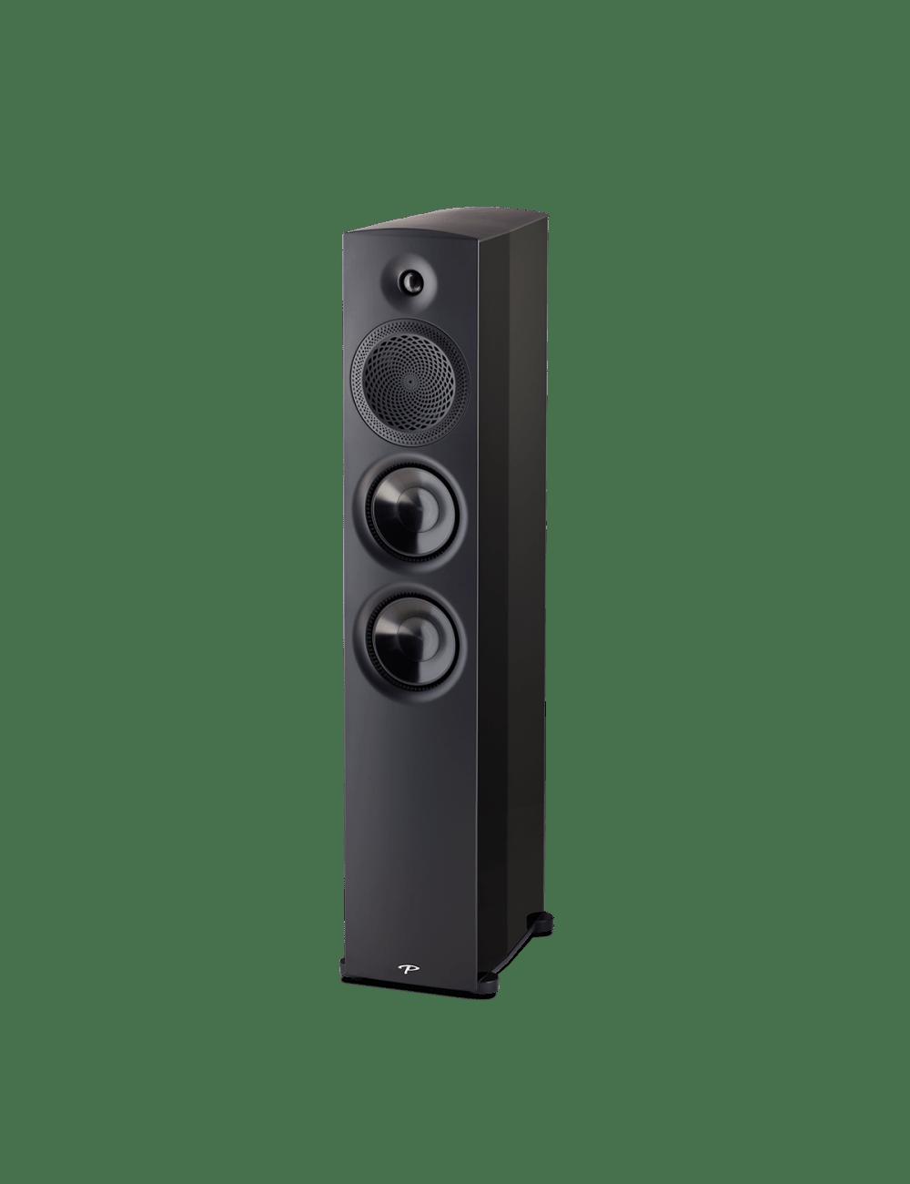 diffusori acustici da pavimento per hifi e home theater, Paradigm serie Premier modello 800F, finitura black gloss