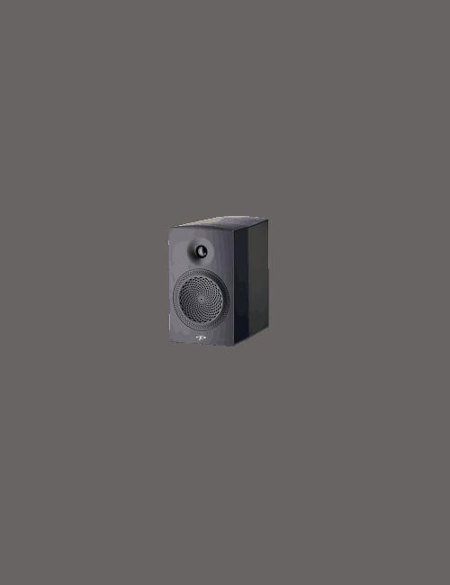 diffusori acustici da stand o da scaffale per hifi e home theater, Paradigm serie Premier modello 200B, finitura black gloss