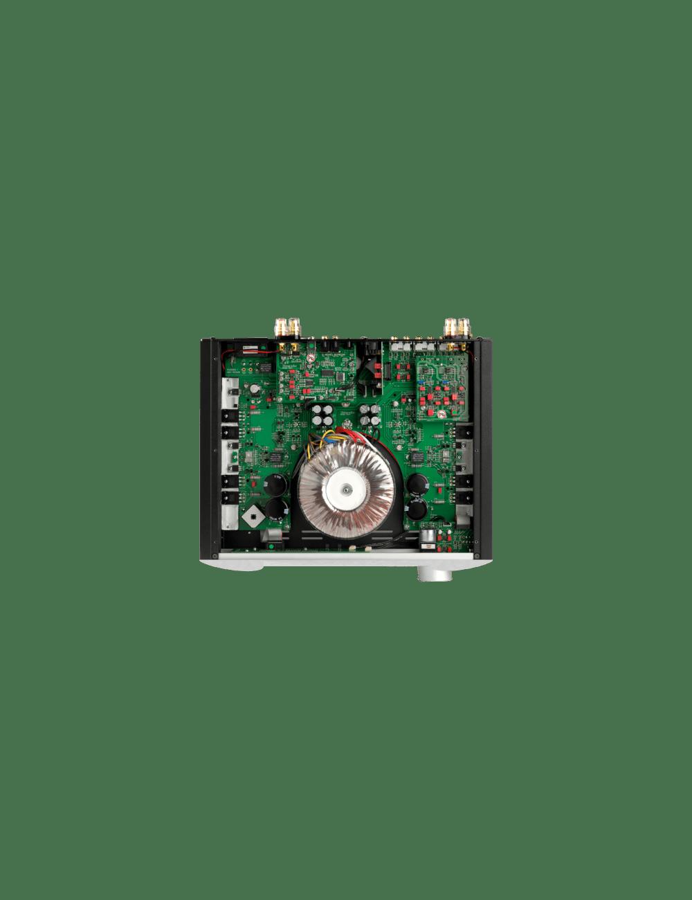 amplificatore integrato HiFi Simaudio Moon 340i X, vista interna