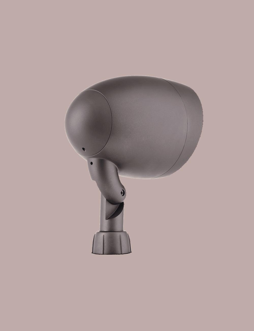 diffusore acustico HiFi da esterno resistente all'acqua,  Paradigm GO6, vista posteriore
