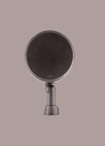 diffusore acustico HiFi da esterno resistente all'acqua,  Paradigm GO6, vista frontale